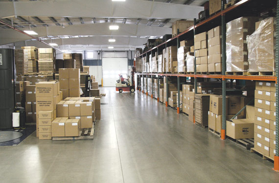 Vendor Managed Inventory (VMI) and Electronic Data Interchange (EDI)